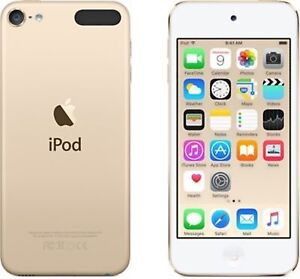 Brand new iPod touch 6th generation *under Apple warranty*