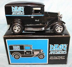 Miniature 1931 Model A delivery truck