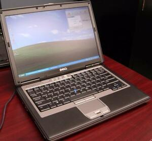 Dell Latitude D620/D630 Intel Core 2 Duo up to 2.00GHz 1-4GB DDR2 160-500GB HDD 14in Windows XP/V64 No Webcam Notebook