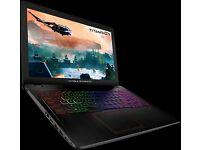Asus GL553VD Laptop. GTX1050 graphics gaming laptop