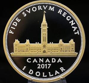 2017 Canada Parliament Building Peace Tower 2 oz Silver Renewed