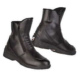 Motorcycle Boots – Akito Miami, Size 10 / 44 - New in Box, Unused