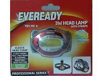 Eveready LED Headlamp