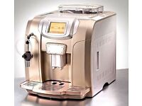 ME 712 DIGITAL TOUCH BEANS TO CUP COFFEE MACHINE ALSO FOR SMALL BUSINESS USE