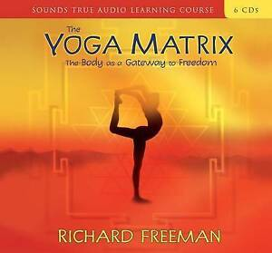 Yoga Matrix, The CD by Freeman Richard