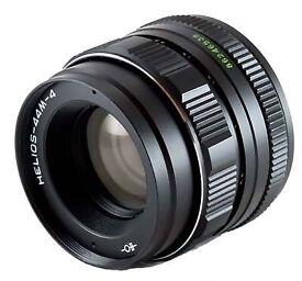 Helios 44M-4 58mm CAMERA LENS F 2.0 Lens
