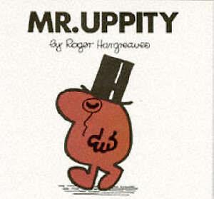 Mr.Uppity (Mr. Men Library), Hargreaves, Roger, Very Good Book