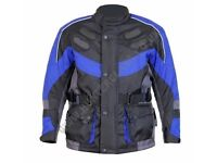 Kids Hunterclass Motorcycle Jacket