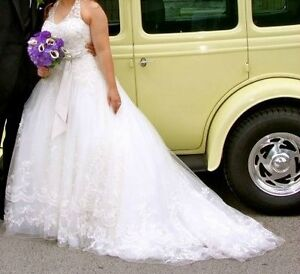 WEDDING IVORY DESIGNER GOWN