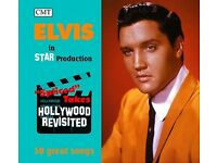ELVIS Spliced Takes Hollywood Revisited CD