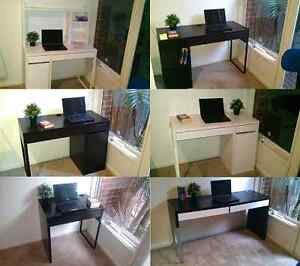 IKEA Micke Desks - Prices Vary - Delivery Available Richmond Yarra Area Preview