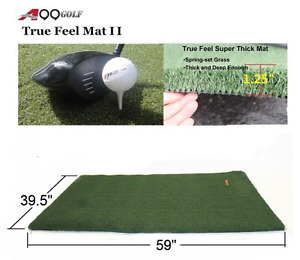 A99 Golf True Feel mat II Super thick driving/chipping mat
