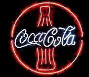 Coca Cola Neon Light