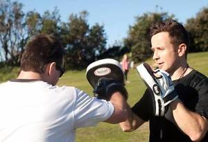Burn those extra kgs OUTSIDE Boxing/fitness Manly Manly Area Preview