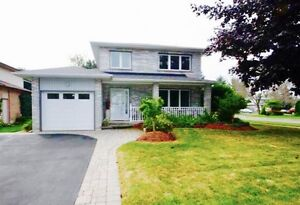 EXCLUSIVE PET-FRIENDLY LEASE in COURTICE, ON