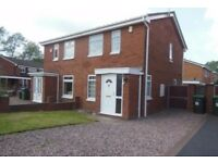 THE LETTINGS SHOP ARE PROUD TO OFFER A STUNNING 2 BEDROOM HOME IN TIPTON, BELMONT CLOSE!!