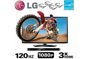 "LG 55LM5850 55"" Cinema 3D 1080p LED HDTV"