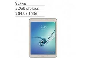 SAMSUNG TABLET  E  GALAXY  9.6 INCHES