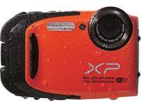 Fujifilm waterproof digital cameras