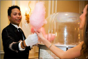 COTTON CANDY-WITH FULL SERVICE !!!