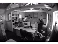 Coworking space / desk spaces available for hire
