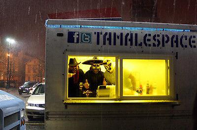 Coffee Mobile Food Cart Led Lighting Kit --- Super Bright --- Can Run On 9v Batt