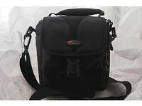 Lowepro Camera Shoulder Bag Black