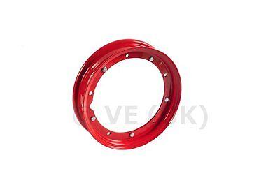 VESPA 150 SPRINT WHEEL RIM GLOSS RED