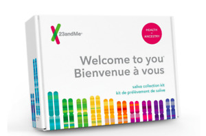 23andMe DNA Test - Health + Ancestry Personal Genetic Service -