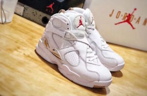 FOR SALE: JORDAN OVO RETRO 8
