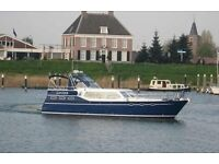 Travelling Companions Wanted – Boating Holiday in Dutch Canals and Lakes - NEXT WEEK!