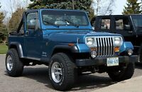 1987 Jeep Wrangler YJ Other