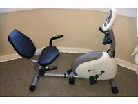 Excercise bike £75 Cardonald