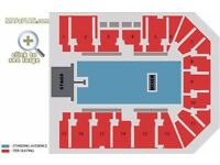 The Killers 2 seated tickets in Block 2 Row L 7th Nov Birmingham Great Seats