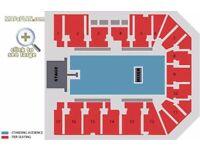 The Killers 2 seated tickets Birmingham 7 Nov Great Seats in Block 2