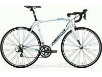 BNIB Merida Scultura 100 Mens Racing Bike Shimano Sora RRP £899