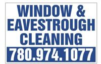 Window Cleaning, Eavestrough Cleaning & Pressure washing