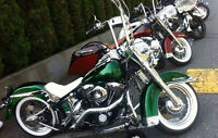 Salvageable Motorcycles or Motorcycle Parts
