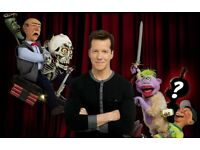 Jeff Dunham Tickets - 6th/8th Row - Gateshead / Newcastle - Monday 22nd May 2017