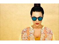 2x tickets for CARO EMERALD @ The Sage GATESHEAD