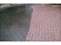 Driveway and Patio Cleaning, Jet washing and sealing, best price
