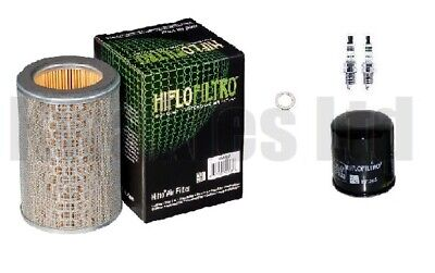 Honda CBF500 2004-2008 Service Kit Filters Iridium Spark Plugs
