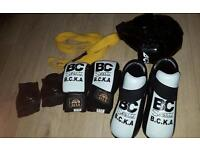Kick boxing kit for 10 year old