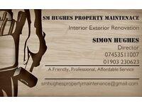Property Maintenance Interior Exterior Renovation handy man Simon Hughes