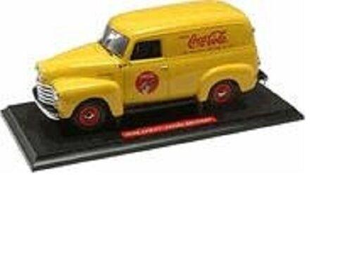 Купить COCA COLA COKE 1948 PANEL TRUCK DIECAST METAL   NEW!!