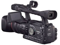 Canon XH A1 HDV PROFESSIONAL CAMCORDER (AN EXCELLENT BUNDLE FOR FILMMAKERS !)