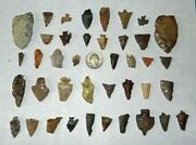 Columbia River Arrowheads