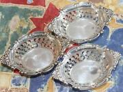 Sterling Nut Dish