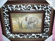 Safari Print Decor