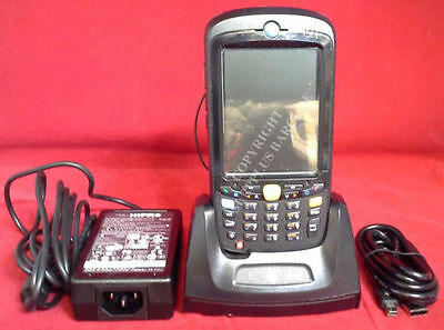 Symbol Motorola Mc5590 Mc55 Wireless 1d Laser Barcode Scanner Pda Wm 6.1 Or 6.5